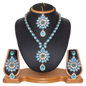 Vendee Fashion Women's Clothing - Vendee Fashion Designer Kundan Jewellery (8493)