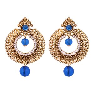 Chaandbalis Beautifully Crafted From Metal Alloy Dangler/drop Earrings 8657