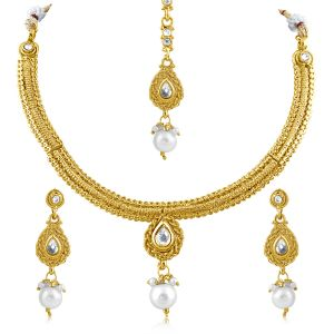 Vendee Fashion Jewellery - Vendee fashion dazzling necklace set