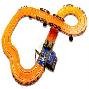 Hotwheels Track Set-380 By Hotwheels (code - Hw-83127)