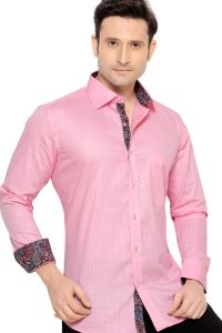 Telco Semi Formal Shirt Pink By Corporate Club (code - Telco 02)