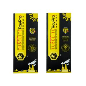 Tubelite Raypro Suncreen - Anti Photo/anti Pollution/anti Ageing (30gms) - Pack Of 2