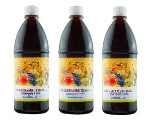Drakshamrutham Plus Honey - Pack Of 3 (750ml Each) (dp-honey-03)