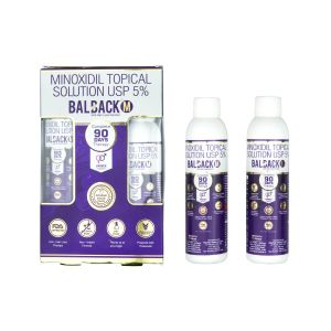 Balback Anti Hair Loss Solution - 90 Days Therapy ( 90ml X 2 )