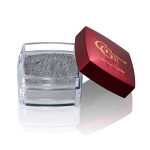Silver,luminous Youthful Glow Shimmer Powder By Gorgeous Girl (code - Sp-01)