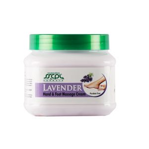 Sscpl Herbals Lavender Hand & Foot Massage Cream (450gm)( Code -hf_cream_06 )