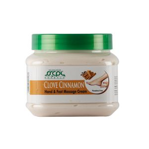 Sscpl Herbals Clove Cinnamon Hand & Foot Massage Cream (450gm)( Code - Hf_cream_07 )