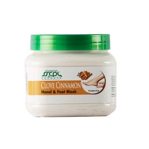 Sscpl Herbals Clove Cinnamon Hand & Foot Massage Mask (450gm)( Code - Hf_mask_07 )