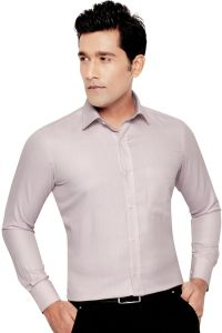 Beetel Mens Formal Office Wear Shirt Khakhi By Corporate Club (code - Bettel 09)