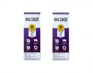 Balback Hair Growth And Revitalizing Serum (60ml) - Pack Of 2
