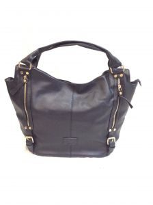 Stylish Handbag For Women By Boga (code - Bag-110 Black)