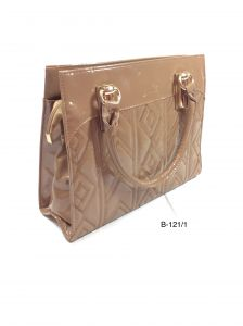 Handbags - Stylish Handbag for Women by Boga (Code - Bag-121 Brown Tan)