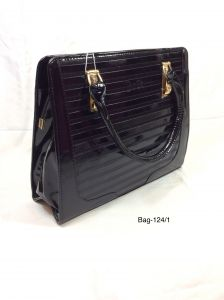 Stylish Handbag For Women By Boga (code - Bag-124 Black)