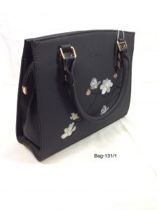 Stylish Handbag For Women By Boga (code - Bag-131 Black)