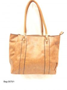 Casual Bags - Stylish Handbag for Women by Boga (Code - Bag-3576 Brown Tan)