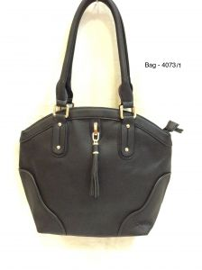 Stylish Handbag For Women By Boga (code - Bag-4073 Black)