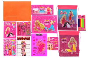 Barbie Blister Combo 999 Multicolour (pack Of 1) By Sticker Bazaar