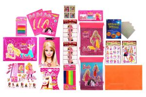 BARBIE COMBO 1099 MULTICOLOUR (Pack Of 1) By STICKER BAZAAR