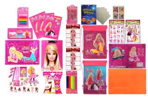 Barbie Combo 1299 Multicolour (pack Of 1) By Sticker Bazaar