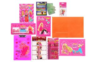 Barbie Combo 599 Multicolour (pack Of 1) By Sticker Bazaar