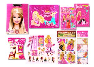Barbie Combo 479 Multicolour (pack Of 1) By Sticker Bazaar