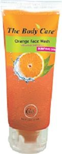 Skin Care - Orange Face Wash