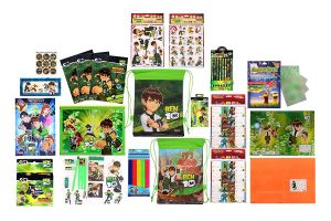 Ben 10 Combo 1299 Multicolour (pack Of 1) By Sticker Bazaar