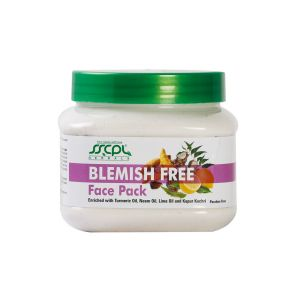 Sscpl Herbals Blemish Free Face Pack (150gm)( Code - Fp_blemf_12 )