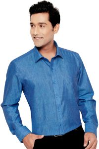 Tunica Party Wear Shirt Blue By Corporate Club (code - Tunica 07)