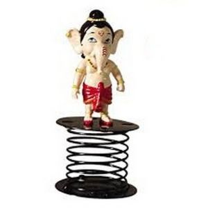 Figurine Fun Spring Ganesha By Buddyz
