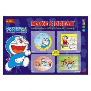Doraemon Make & Break By Buddyz