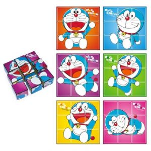 Doraemon Clever Blocks By Buddyz