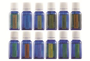 Top 12 Certified Organic Essential Oils - 100% Pure Natural & Therapeutic Grade By Omniscentral Pack Of 12 (each 15ml)