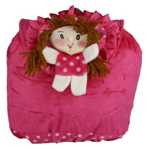 Candy Rakshak School Bag - Pink By Lovely Toys (code - Cr02)