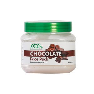 Sscpl Herbals Chocolate Face Pack (150gm)( Code - Fp_choc_09 )