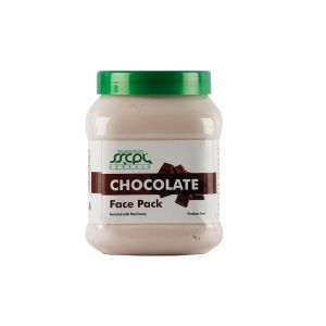 Sscpl Herbals Chocolate Face Pack (450gm)( Code - Fp_choc_22 )