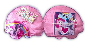 Soft Secret Diary My Little Pony By Imc Toys (code - Imct27718)