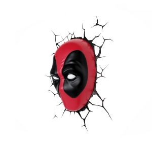 Deadpool Mask By 3d Light Fx(code -3dlf-20023)