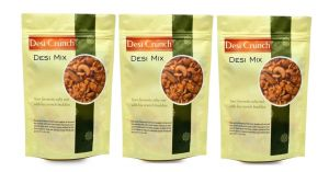 Wafers, Chips etc. - Desi Crunch Pack of 3, Desi Mix (Code - DC-DM-3)