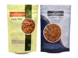 Wafers, Chips etc. - Desi Crunch Set of 2, Desi Mix And Corny Mix (Code - DC-DM-CM)