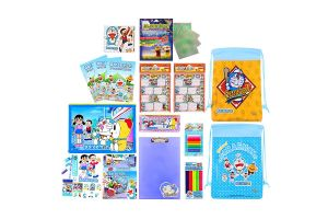 Doraemon Combo 899 Multicolour (pack Of 1) By Sticker Bazaar