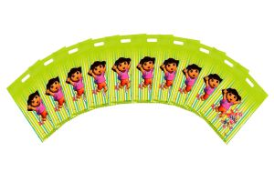 Dora Small Party Bag Combo-20 (pack Of 30 Pcs) By Sticker Bazaar