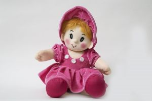 Baby Doll Girl Pram Baby Pink Color By Lovely Toys(code -ltdpbp_02 )