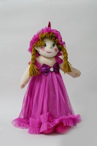 Baby Doll Girl Amaira Rani Color By Lovely Toys(code -ltdamrr_02 )