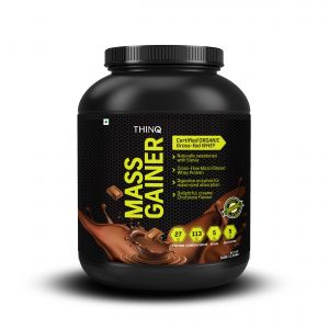 Thinq Mass Gainer 5 Lbs Chocolate Flavour (code - I000873)