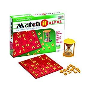 Virgo Toys Match It Alpha