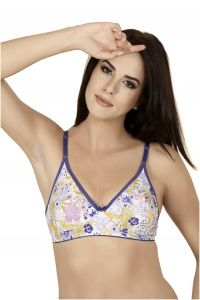 T-shirt Bra - Mentos- Purple By Alies Lingerie (code - Mentos 03)
