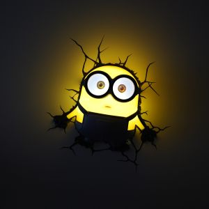 Minion Bob 3d Deco Light By 3d Light Fx(code -3dlf-70005)