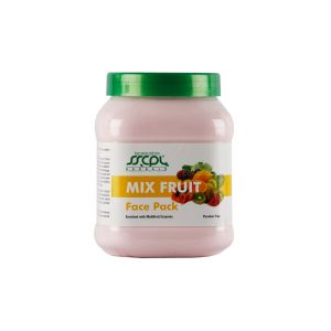 Sscpl Herbals Mix Fruit Face Pack (450gm)( Code - Fp_mixf_15 )