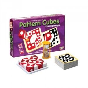 Pattern Cubes Toy Game